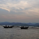 Fishing on Lake Kivu