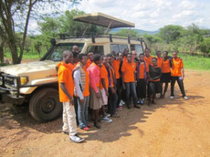 Fund a field trip for Rawandan youth