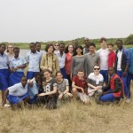 Kids to the Park - Akagera Team building